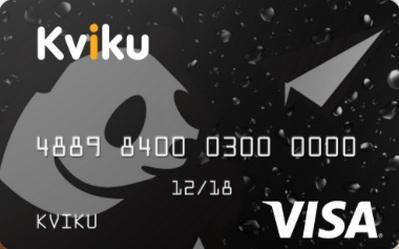 Описание виртуальной кредитной карты Квики
