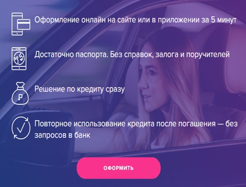 Тач банк оформить онлайн заявку на кредит