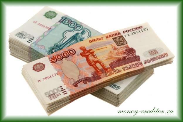 условия выдачи кредитов с обеспечением