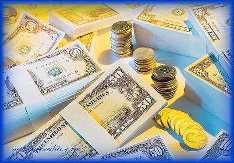 деньги под проценты у частного лица берутся под расписку