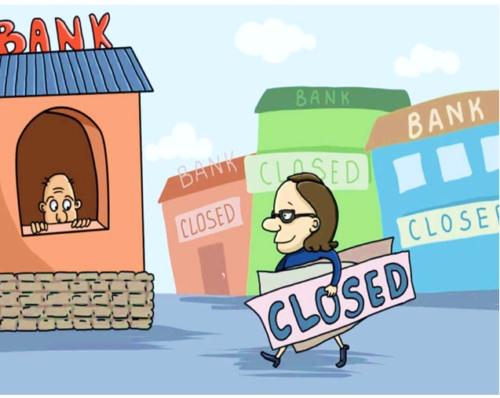 Что происходит с банком при отзыве лицензии?