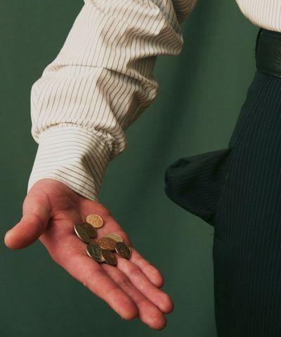 Пример как отдать долги если нет денег?