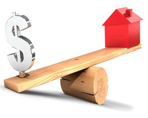 хочу взять потребительский кредит под залог недвижимости