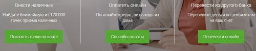 кредит по паспорту на сайте ОТП ру