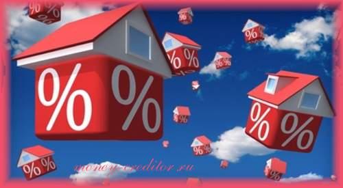 кредит под залог дома условия