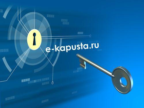 eKapusta личный кабинет войти в систему онлайн займа МФО
