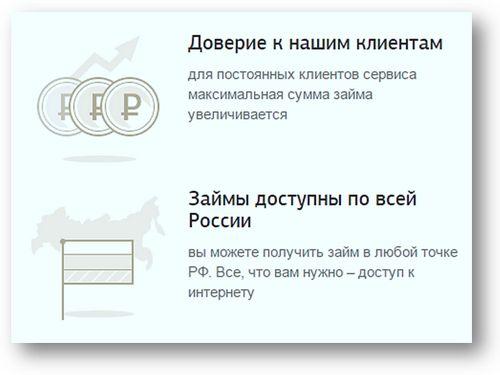 онлайн микрозайм Е Капуста личный кабинет клиента