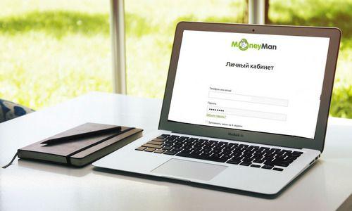 микрофинансовая организация Мани Мэн личный кабинет вход
