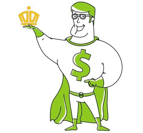 moneyman и золотая корона