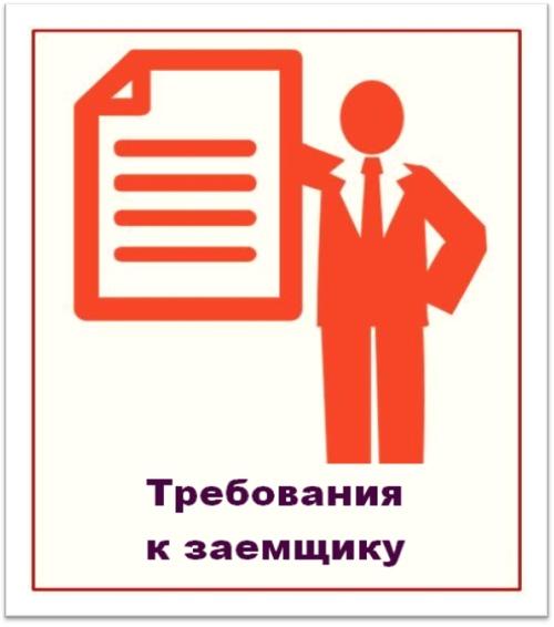 Требования к заемщикам для получения кредитов в МФО