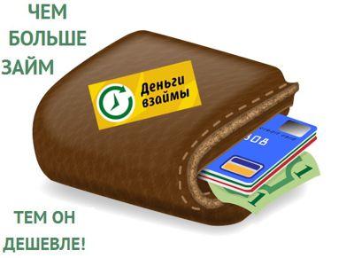 Займ Деньги Взаймы онлайн заявка по паспорту РФ
