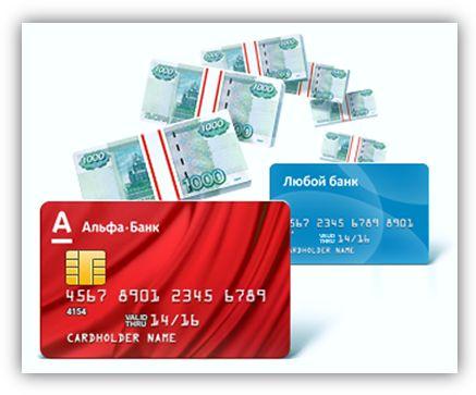 Альфа Банк оформление кредитной карты за 15 минут