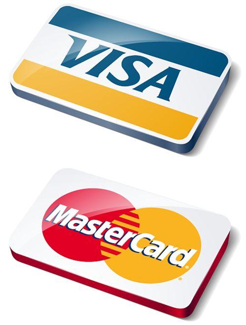 оформить кредитную карту Виза и Мастеркард