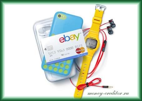 тинькофф ebay карта плата за обслуживание