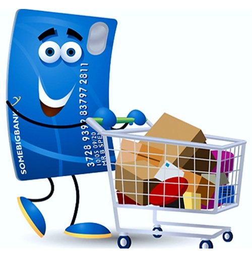 кредит на товар в магазине