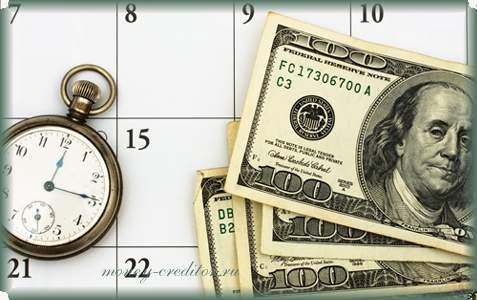 взять кредит в банке под минимальный процент на небольшой срок