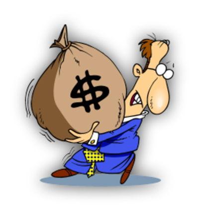 Когда очень очень нужны деньги, нужно найти оптимальный вариант решения проблемы