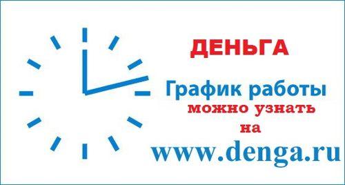 региональные адреса офисов Деньга