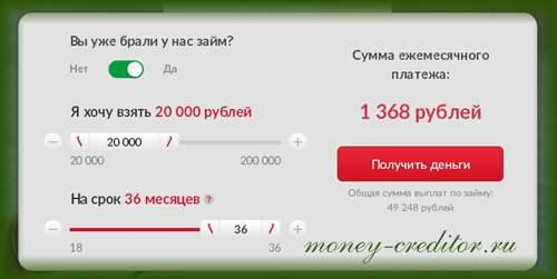 профикредит ру онлайн заявка
