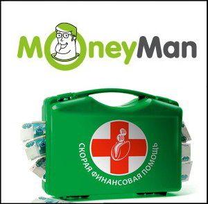 сайт микрофинансовой организации Many Men